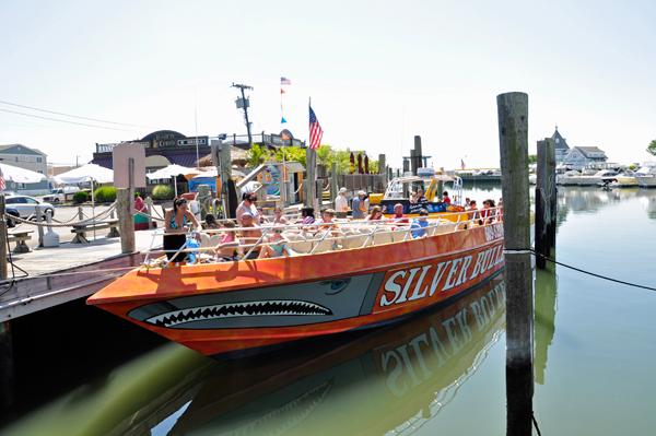 Keller Williams Jersey Shore Rentals Water Activities